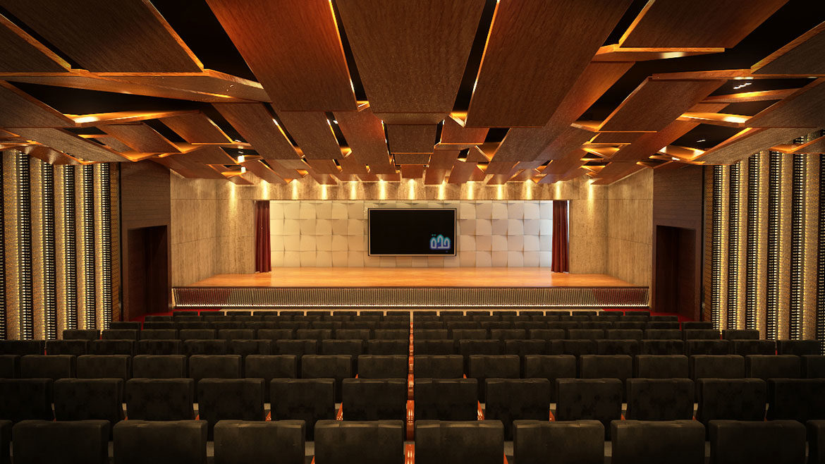 Auditorium for the Jeddah Municipality - Maalouf Architects